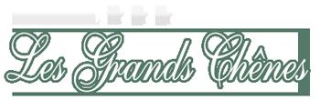 Hôtel Les Grands Chênes Logo